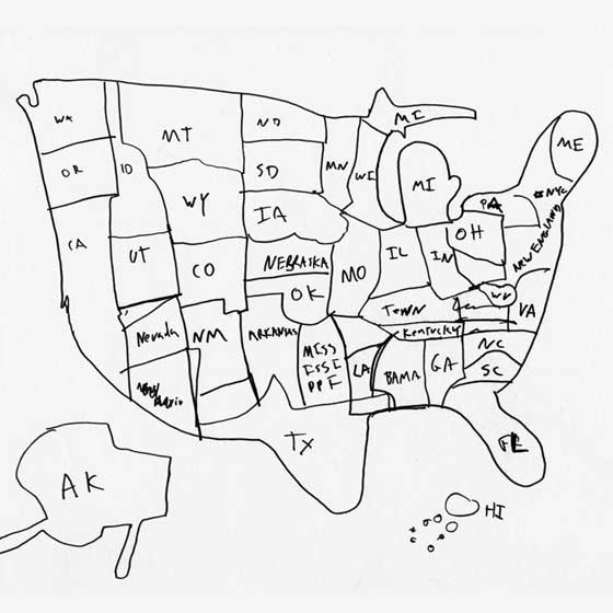 Maps of the USA From Memory thumbnail