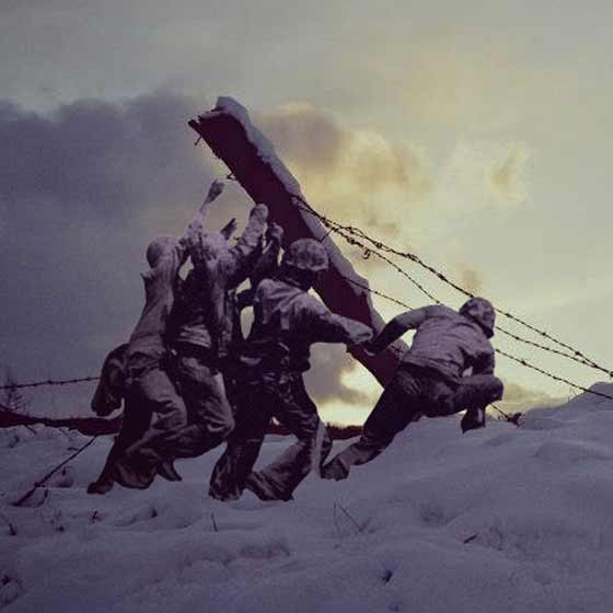 raising-the-fence-in-winter-iwo-jima.jpg